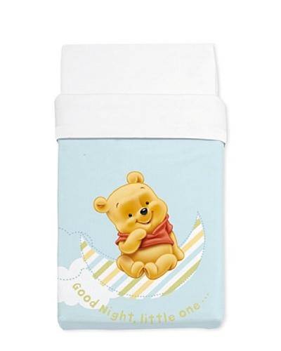 Disney Hogar Manta Cuna Winnie The Pooh