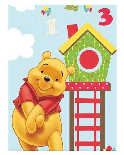 Disney Toalla Sorpresa Winnie The Pooh