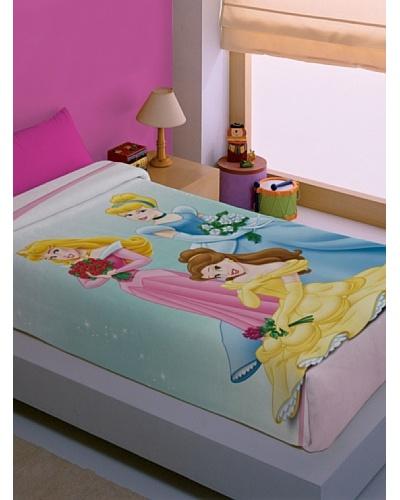 Disney Hogar Manta Polar Princesas