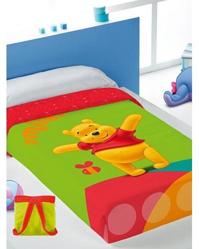 Disney Hogar Cubrecama Winnie The Pooh
