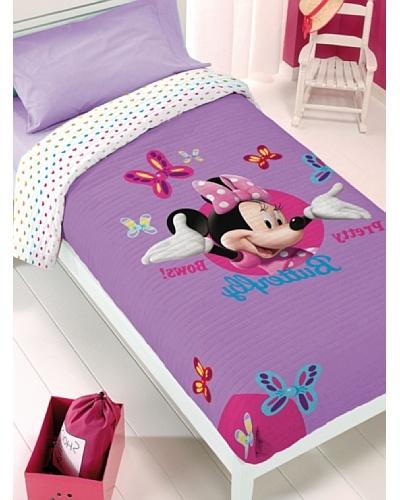 Disney Hogar Cubrecama Minnie