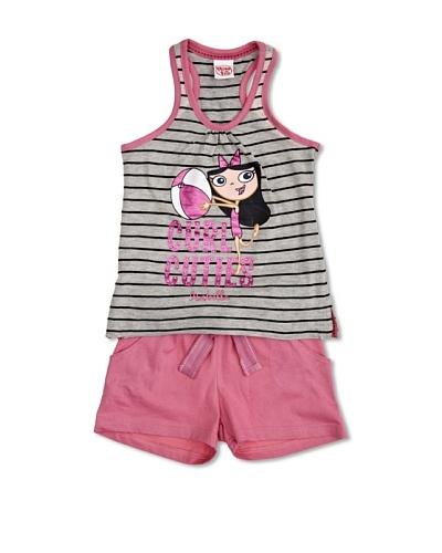 Disney Phineas & Ferb Pijama Curlie Cuties