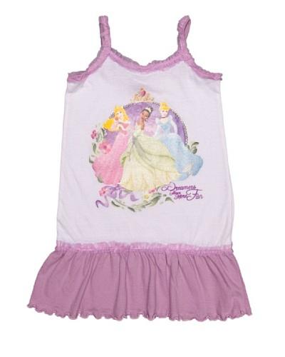Disney Princess Pijama Niña Tirantes