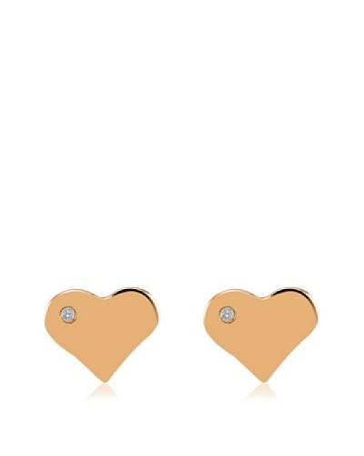 Pendientes Diamond Heart