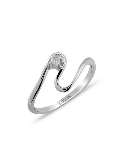 Divas Diamond Anillo Diamante Solitario DVS113400