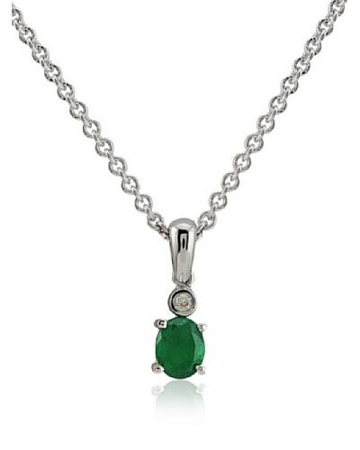 Divas Diamante Collar Diamante Cuarzo