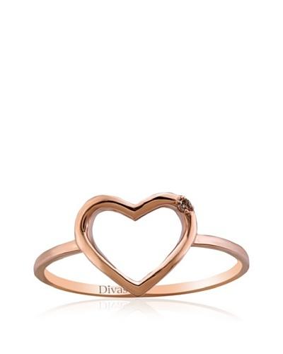 Anillo Diamond Heart