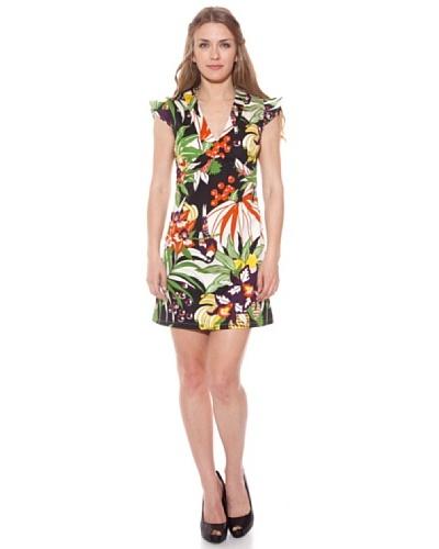 Divina Providencia Vestido Tropical