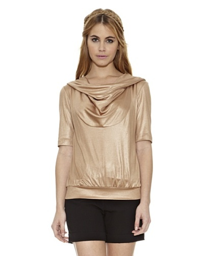 Divina Providencia Camiseta Gold Ocre