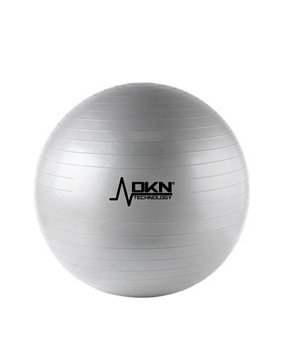 DKN Pelota Pilates 65 cm Gris Única