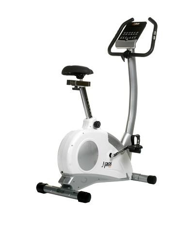 DKN Bicicleta Estática Ergométrica AM-E Blanca / Gris Única