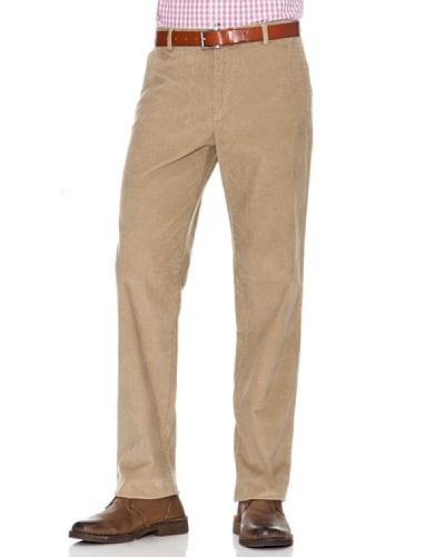 Dockers Pantalón Confort de Pana Fina