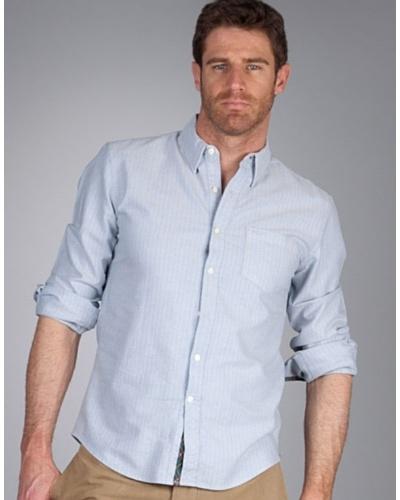 Dockers Camisa Azul
