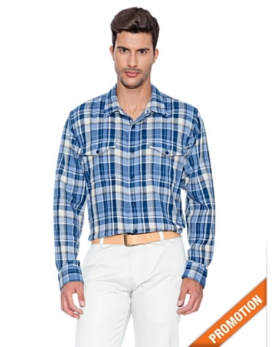 Dockers Camisa Doble