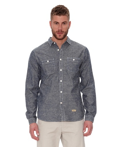Dockers Camisa Chanbray