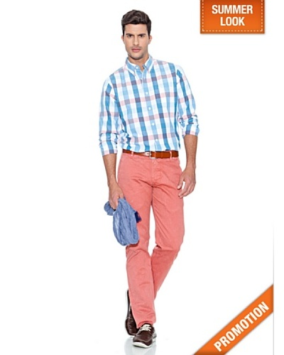 Dockers Camisa Manga Larga Perfect Work