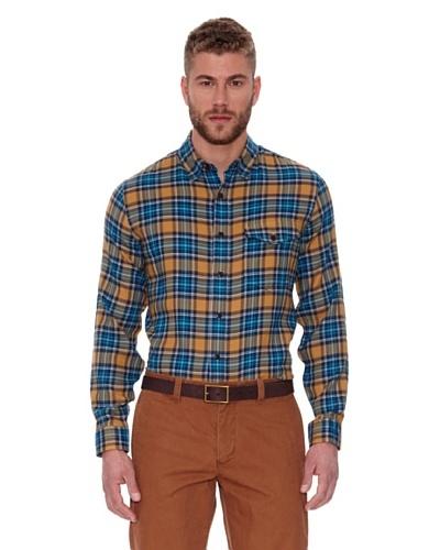 Dockers Camisa Twill