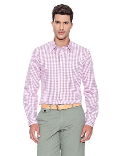 Dockers Camisa De Popelin Lavada