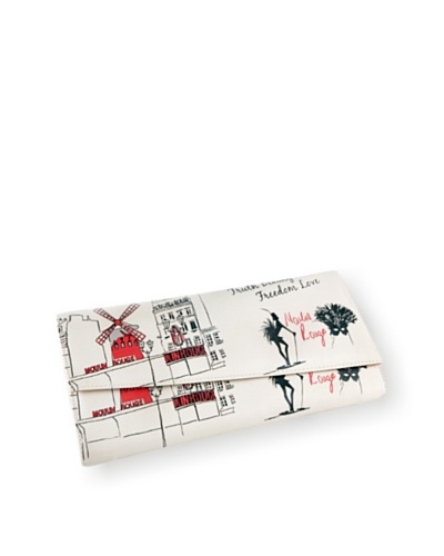 Dogo Clutch Moulin Rouge