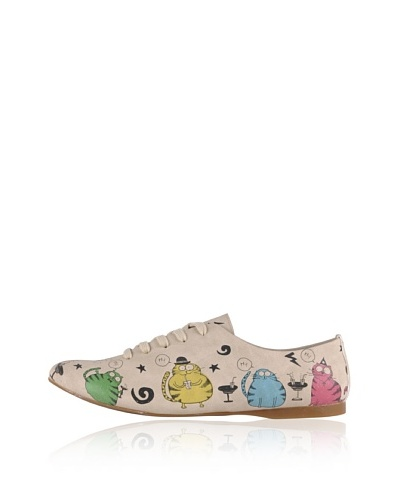 Dogo Zapatos Oxford Cat Party