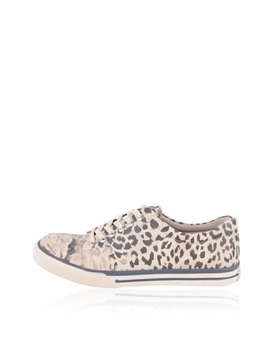 Dogo Zapatillas Snow Leopard Crema