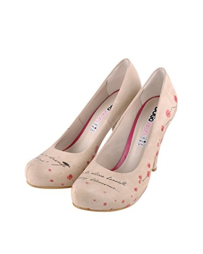 Dogo Zapatos de Tacón Alto Blossom
