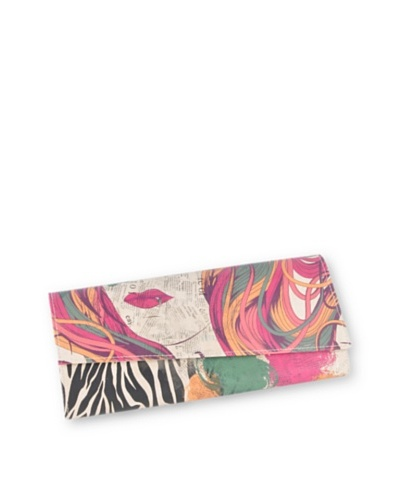 Dogo Clutch Punk Girl Crema