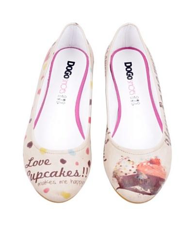 Dogo Bailarinas Love Cupcakes