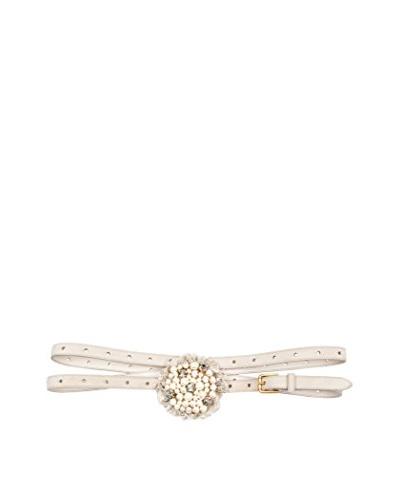 Dolce & Gabbana Cinturón Lucilla Piedra