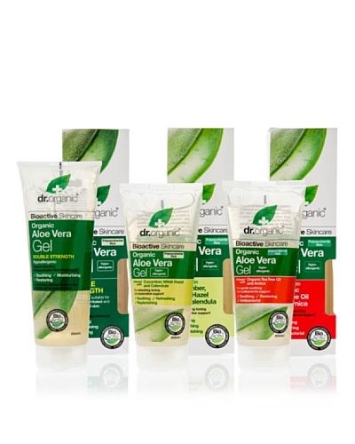 Dr. Organic Pack 3 Surtidos Gel Aloe Vera