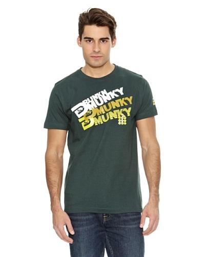 Drunknmunky Camiseta 3Up
