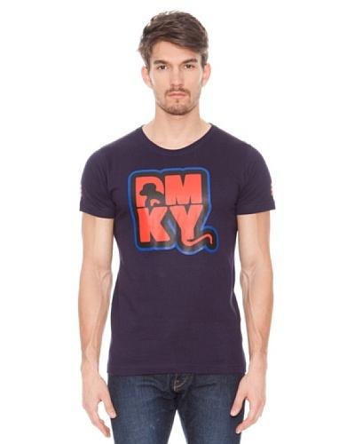 Drunknmunky Camiseta Manga Corta Dmky