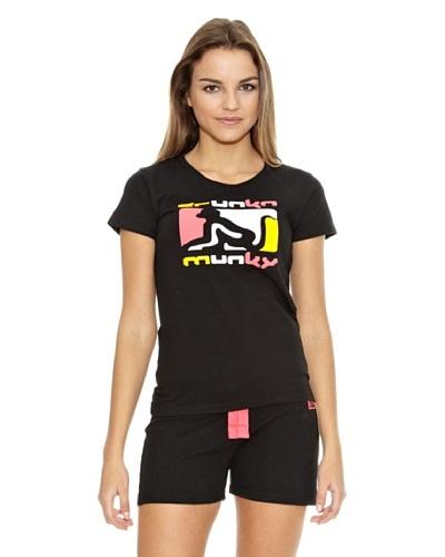 Drunknmunky Camiseta Ginseng