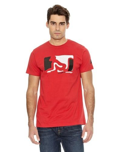 Drunknmunky Camiseta Stripe Og