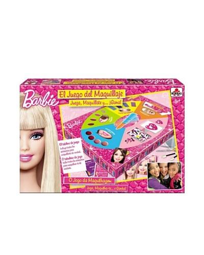 Educa 646072 – Barbie Juego Del Maquillaje