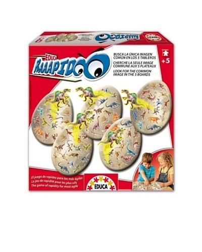 Educa 646250 – Rapidoo Dinosaurios