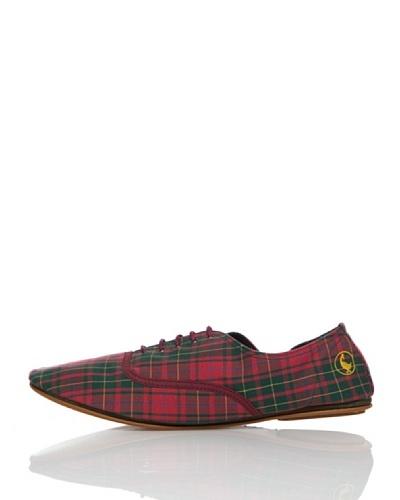 El Ganso Zapatos New Yorker Tartán