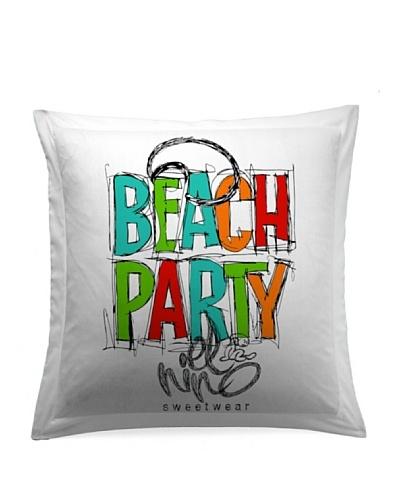 El Niño Cojin Beach Party Único