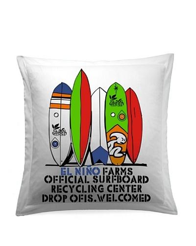 El Niño Cojín Surfboard