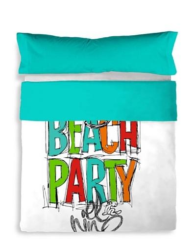 El Niño Juego de Funda Nórdica Beach Party