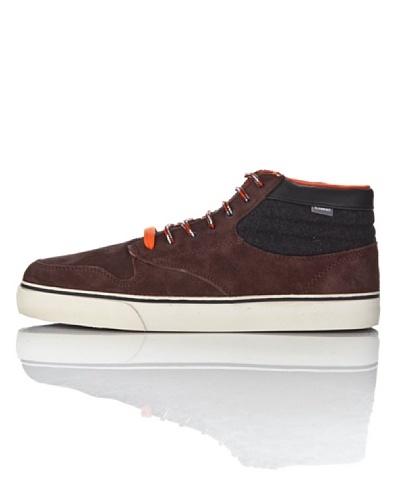Element TOPAZ C3 ETM3L103A6090 - Zapatillas de deporte de ante para hombre