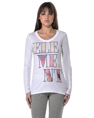 Element Camiseta Stacked