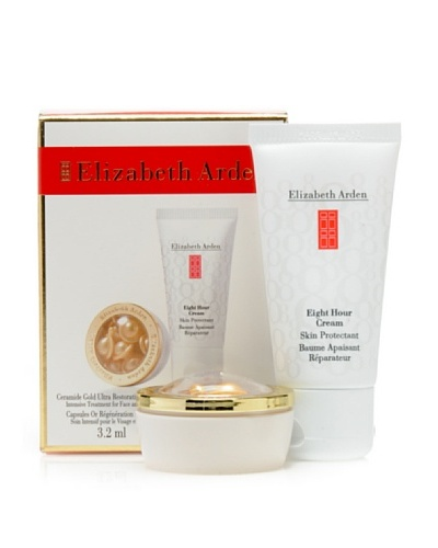 Elizabeth Arden Set Reparador Facial Eight Hour + Cápsulas Ceramide