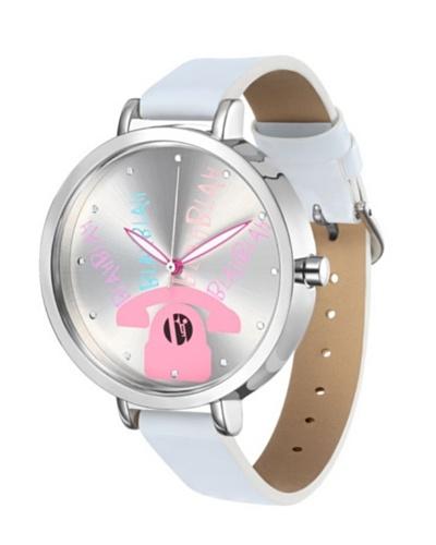 Elle GW40050S03X – Reloj de Señora movimiento de cuarzo con correa de plástico Azul