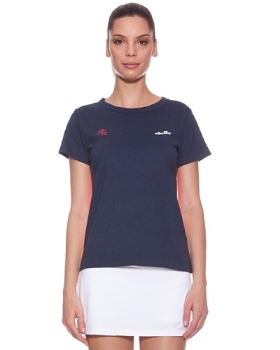 Ellese Camiseta Mutua Madrileña Marino / Rojo