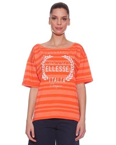 Ellese Camiseta Striped