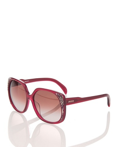 Pucci Sun Gafas de Sol EP690S_628-58-16-135 Berenjena
