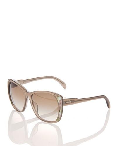 Pucci Sun Gafas de Sol EP691S_250-57-15-135 Beige