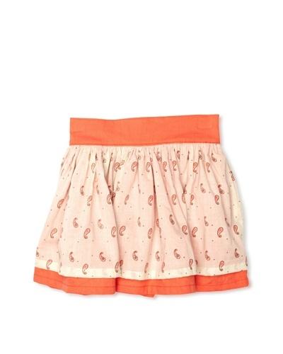 Emma Levine Pretty Paisley Skinny's Girl's Skirt