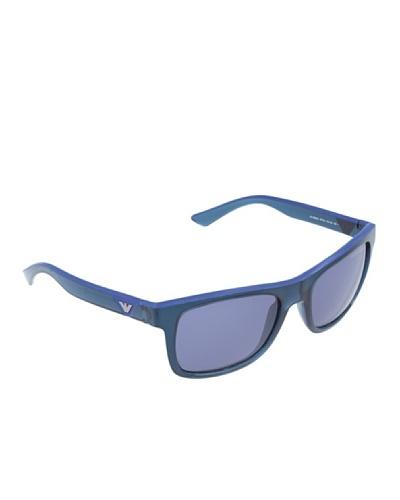 Emporio Armani Gafas de Sol EA 9856/S KU BTF Azul